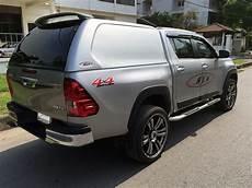 Toyota Hilux Revo Cab Hardtop Commercial Hardtops