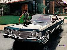 1968 Chrysler Imperial LeBaron  Information And Photos