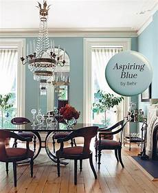 paint color pick aspiring blue by behr dining room paint dining room colors dining room blue
