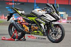 Modifikasi Striping All New Cbr150r by Modifikasi Striping Honda All New Cbr150r 2016 White