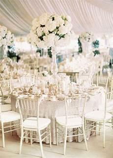 White Wedding Reception Ideas