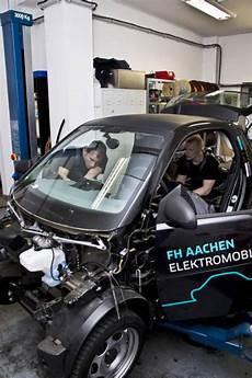elektro smart gebraucht ein neues herz f 252 r den smart umbau zum elektroauto
