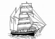 Malvorlage Segelboot Einfach Malvorlage Segelboot Kostenlose Ausmalbilder Zum Ausdrucken