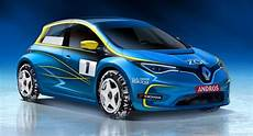 2020 renault zoe going racing this winter in ev only