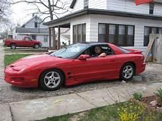 1998 Pontiac Firebird Coupe