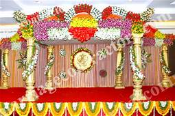 Wedding Stage Decoration In Tirupati