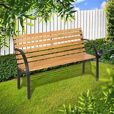 Gartenbank Wetterfest Holz Wooden Garden Benches