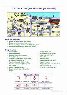 mapping worksheets for esl 11504 69 free esl giving directions worksheets