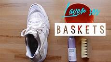 nettoyer basket blanche laver ses baskets cornersneaks