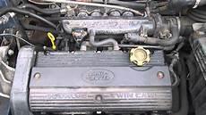 Landrover Freelander Engine Complete 1 8 Petrol 121k
