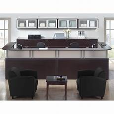 home office furniture denver double reception desk with ample storage office