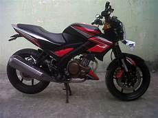 Vixion Modif Japstyle by Koleksi Modifikasi Motor Yamaha Vixion Terbaru