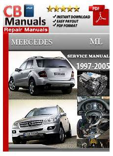 car repair manuals online pdf 2005 mercedes benz slk class windshield wipe control mercedes benz ml 1997 2005 service repair manual ebooks automotive