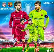 liverpool barcelona wallpaper liverpool fc vs fc barcelona soccer sports background