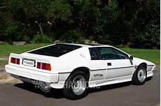 Lotus Esprit Turbo - lotus esprit turbo hc coupe auctions lot 5 shannons