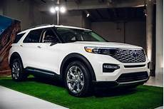 the 2020 ford explorer is all new from the ground up