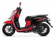 Modifikasi Scoopy 2018 Terbaru by New Scoopy 2018 Punya 7 Pilihan Warna Dengan Konsep Sporty