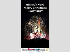 mickey's very merry christmas party tickets