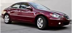 2005 acura rl long term test update review motor trend