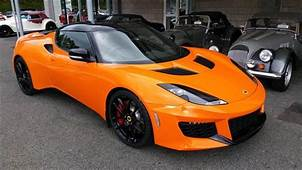 Used Lotus Evora 400 35 V6 NEW CAR For Sale  What Car
