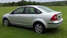 2005 Ford Focus Ghia Nt 1 6 Petrol 115ps Saloon Manual