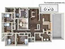 fort hood housing floor plans kouma 5 bd 5 bed apartment fort hood family housing