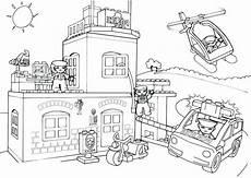 Malvorlagen Lego Baustelle Lego City Malvorlagen Zum Ausdrucken