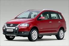 Volkswagen Space Cross Como O Tempo Fez Bem De 0 A