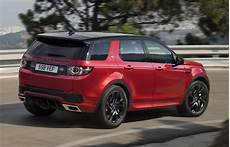 land rover discovery sport gets new hse dynamic for