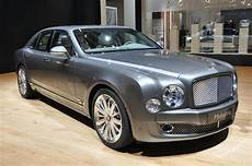 bentley mulsanne mulliner driving specification for when