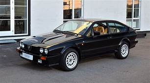 Modern Classic Alfa Romeo GTV6 Grand Prix