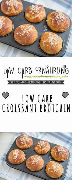 schnelle brötchen backen low carb rezept f 252 r leckere kohlenhydratarme croissant