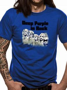 t shirt in purple in rock t shirt tm shop