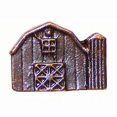 Kitchen Cabinet Hardware Whimsical by Whimsical Collection Barn Cabinet Knob 1 1 2 38mm Wide
