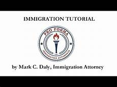 online forms for visa i 130 video part 9 uscis immigration lawyer mark c daly youtube