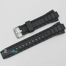 Black Replacement Band Edifice by New Original Casio Replacement Band For