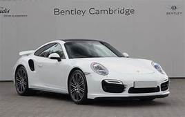 Porsche 911 991 Turbo Used Cars For Sale On Auto Trader UK