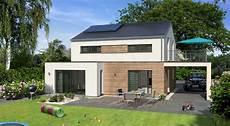haus 1 5 geschossig satteldach einfamilienhaus bauen mit streif family sd 2502 mit