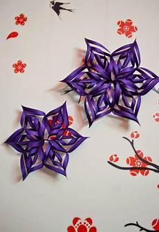 Cara Membuat Bunga Kertas 3 Dimensi Wisanggeni