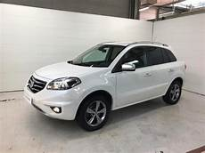 renault koleos 2 occasion renault koleos occasion 2 0 dci 150ch bose edition 224 charleville re57c4 9476