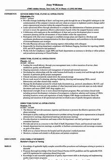 clinical quality manager cv may 2020