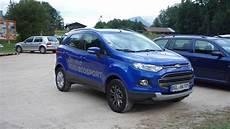 der neue ford ecosport der neue ford ecosport gesehen am k 246 nigsee im juli 2015