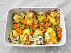 fiori di zucchina ripieni al forno fiori di zucca ripieni al forno una cucina tutta per s 233