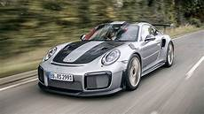 2018 Porsche 911 Gt2 Rs Drive Delicate Brutality