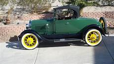 1929 model a ford roadster original w rumble seat