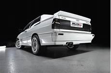 Milltek Classic Custom Exhaust For Audi Ur Quattro