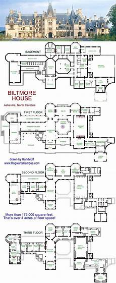 biltmore estate house plans biltmore estate floor plan architecture homes