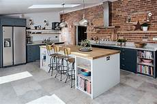 Küche Industrial Style - 20 spectacular industrial kitchen designs that will get