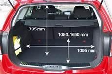 kofferraumvolumen opel astra kombi adac auto test opel astra caravan 1 6 edition