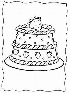 mewarnai gambar strawberry shortcake mewarnai